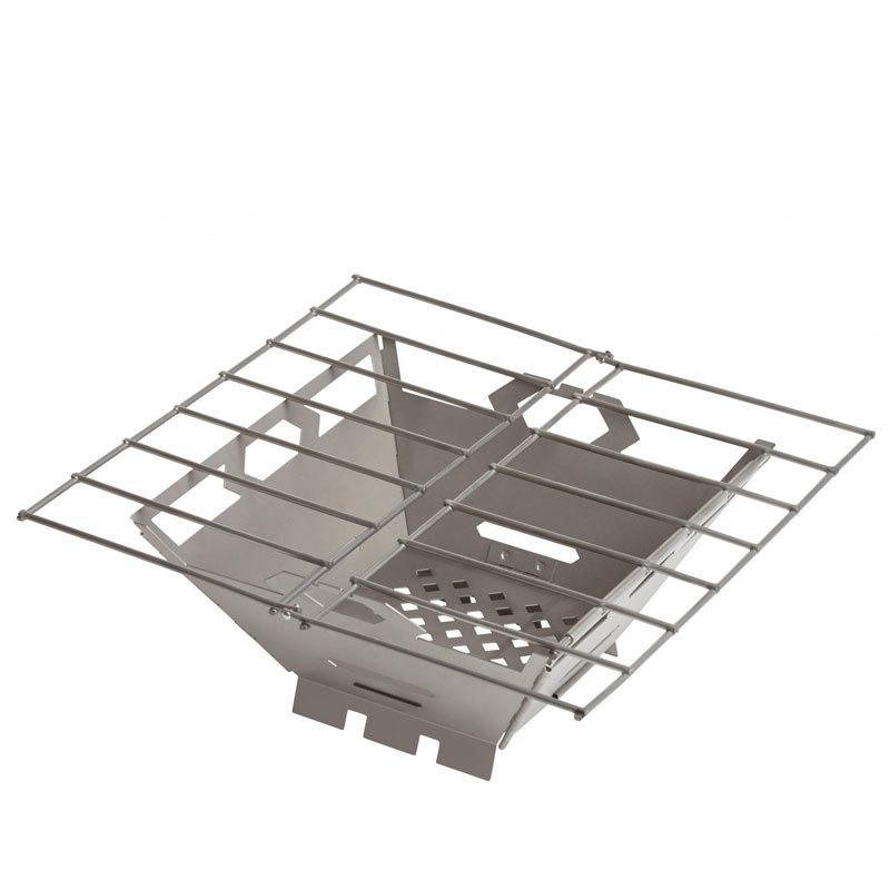 VARGO(バーゴ)チタニウムファイヤーボックスグリル