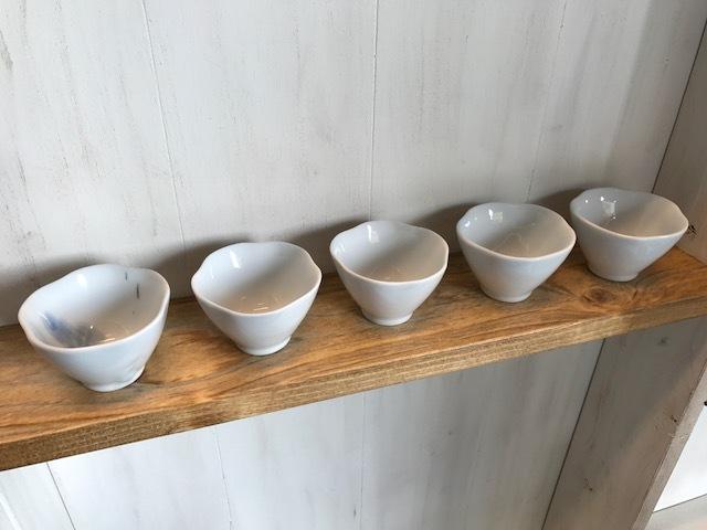 ヨジュの陶器 おちょこ
