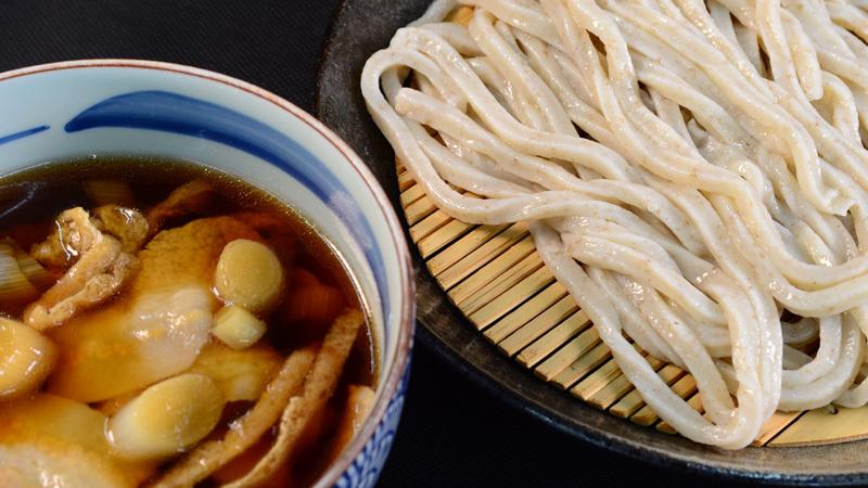 和風肉汁 (胚芽麺)4~8人前(800g)クール便 ★季節限定 りきゅう NR800 アレンジうどん
