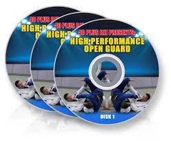 ステフェン・ウィッティアー ハイパフォーマンスオープンガード(DVD 3枚セット)