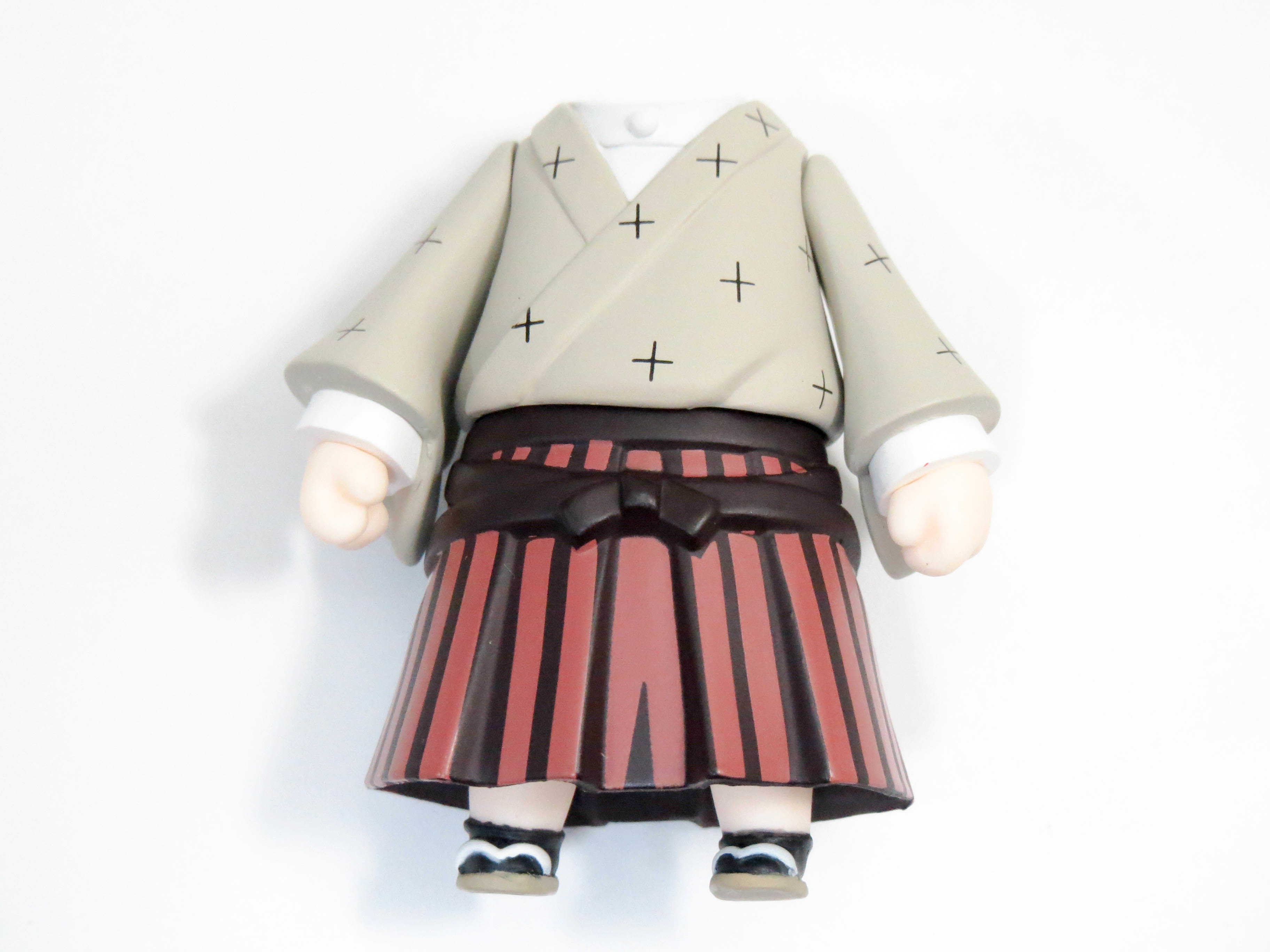 【342a】 糸色望 1.5 体パーツ 袴 ねんどろいど