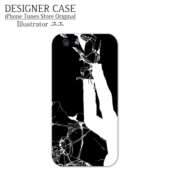 iPhone6 Soft case[High heel] Illustrator:Yue