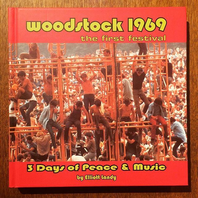 写真集「Woodstock 1969 the First Festival」 - 画像1