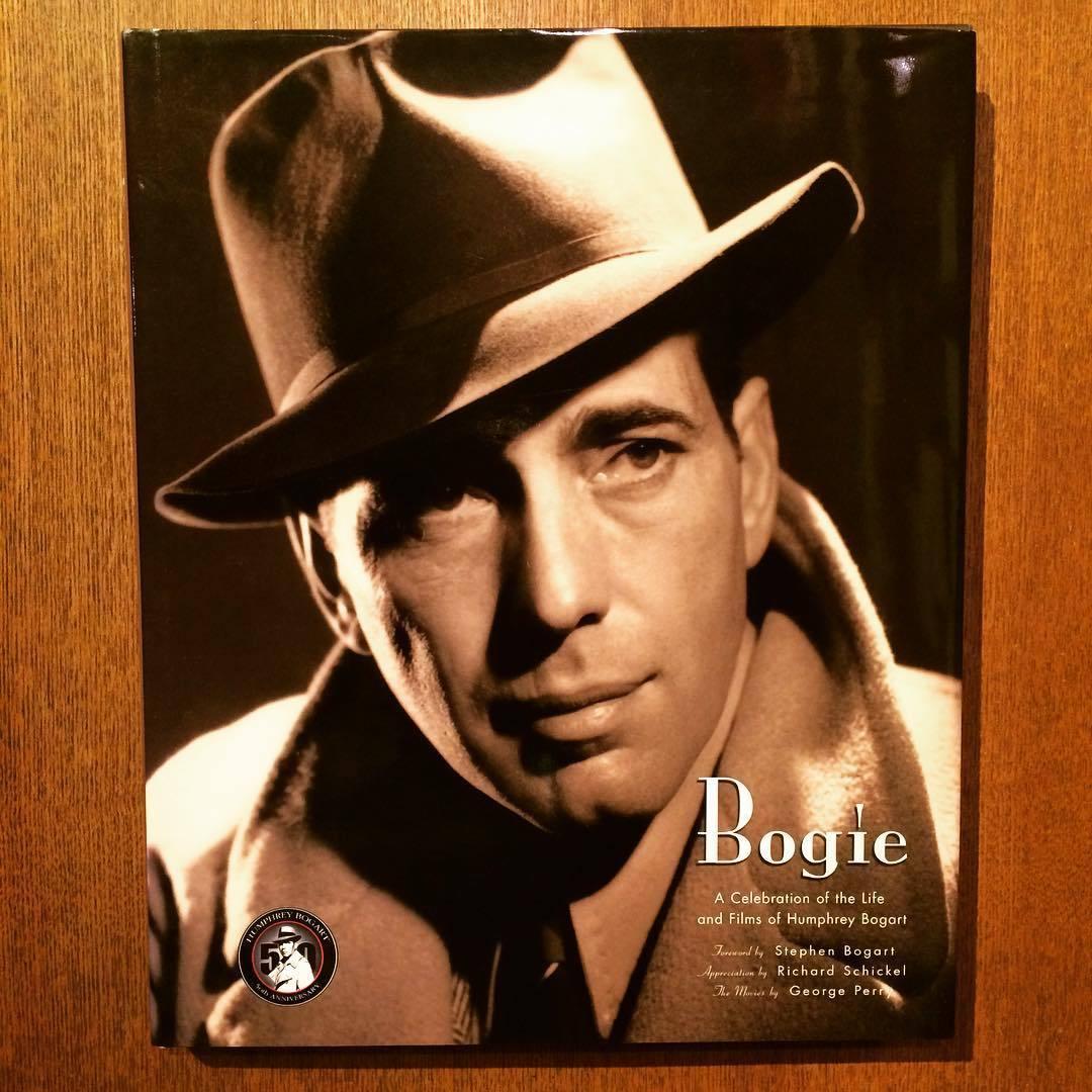 ハンフリー・ボガート写真集「Bogie: A Celebration of Humphrey Bogart」 - 画像1