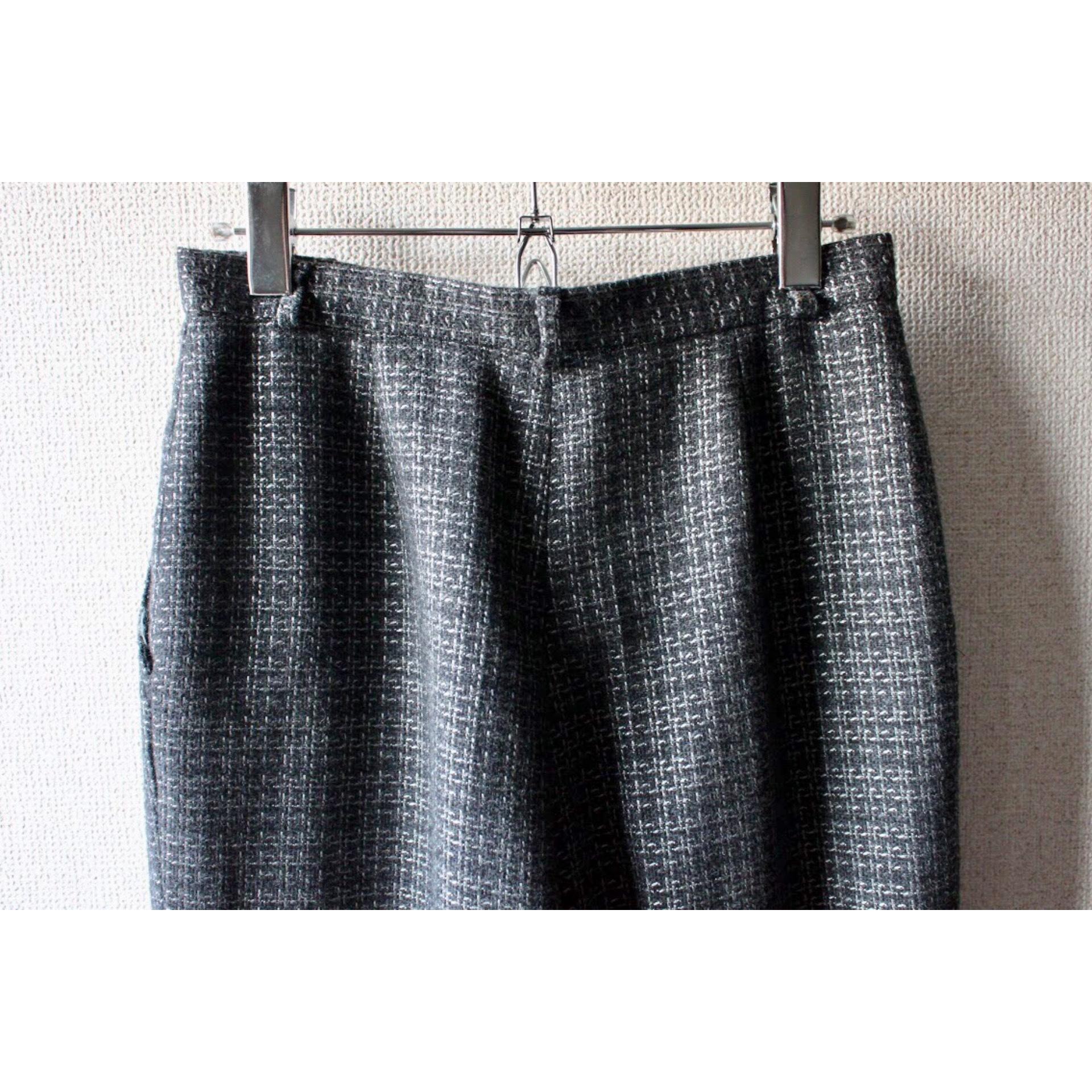 Vintage monotone slacks
