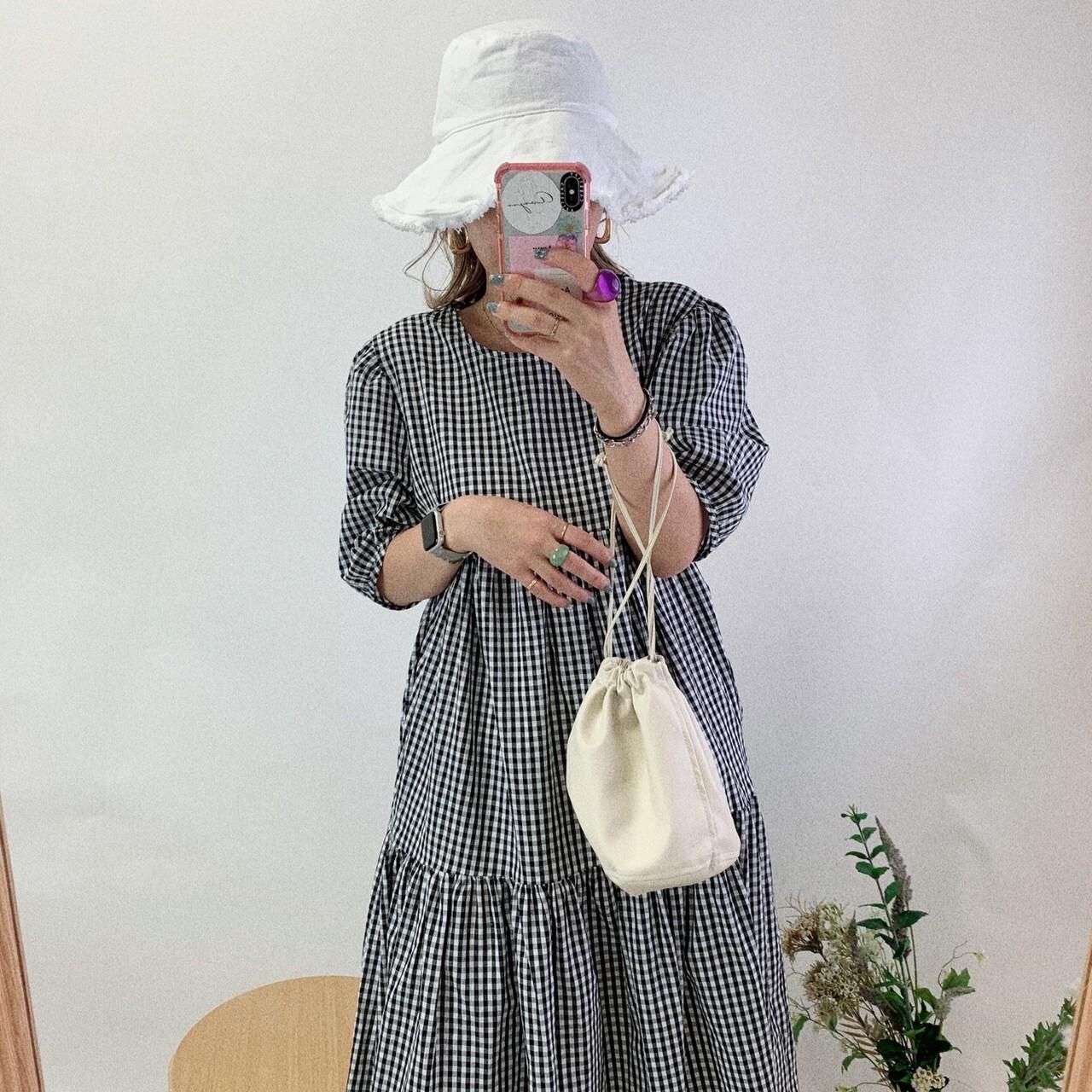 【asyu】daily cotton hat