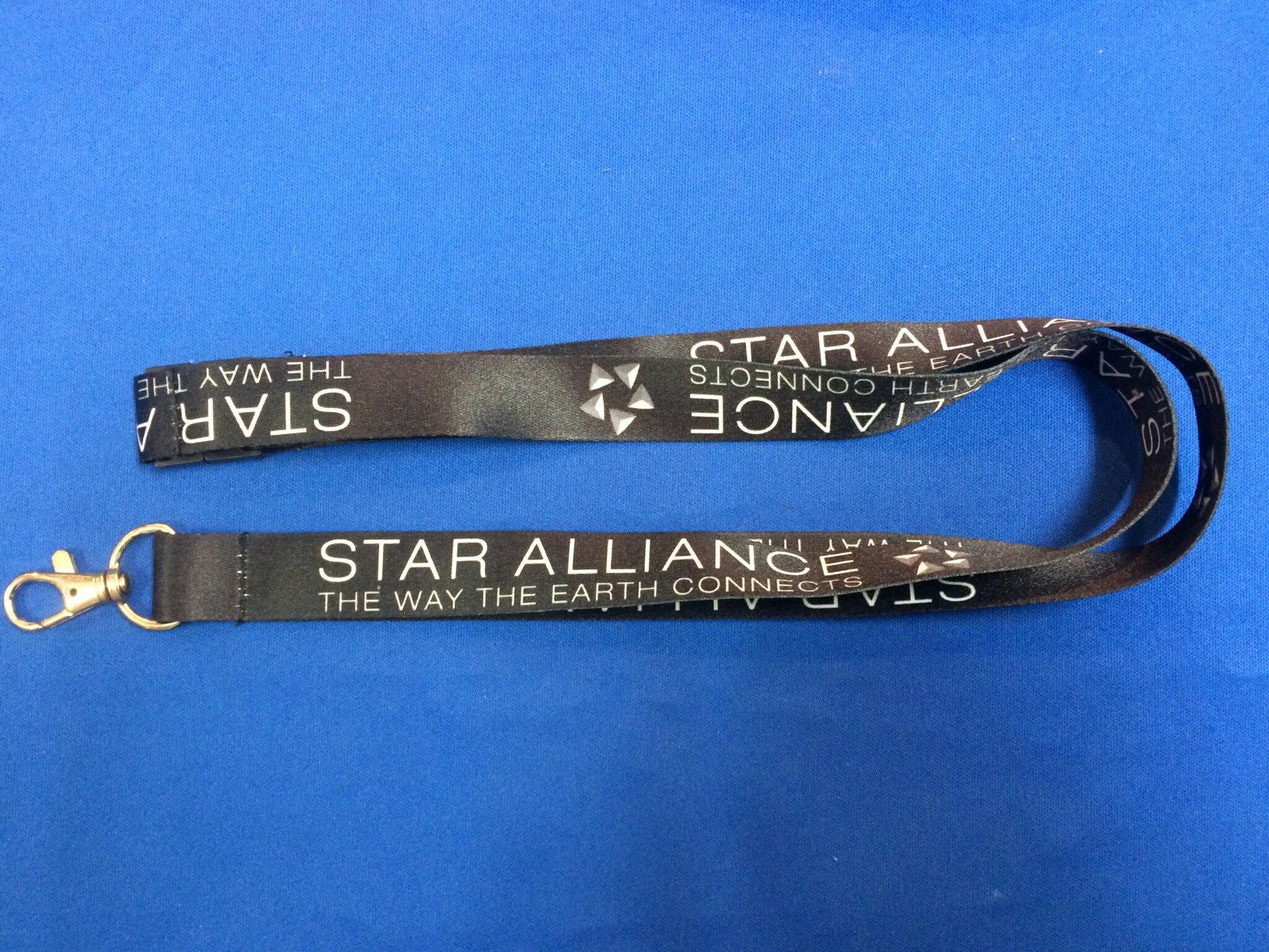 STAR ALLIANCE ネックストラップ