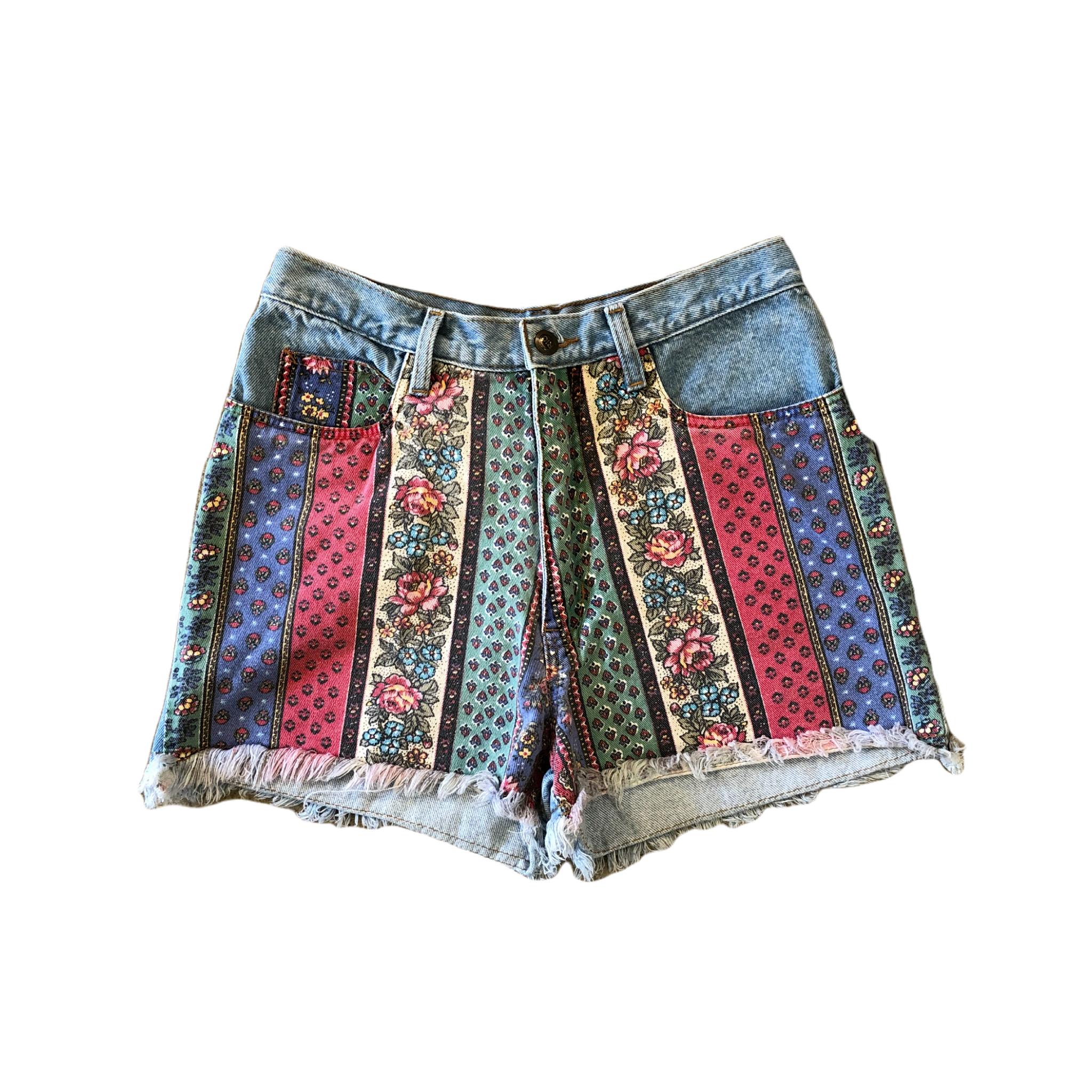 Rio Flower Short Pants ¥4,800+tax
