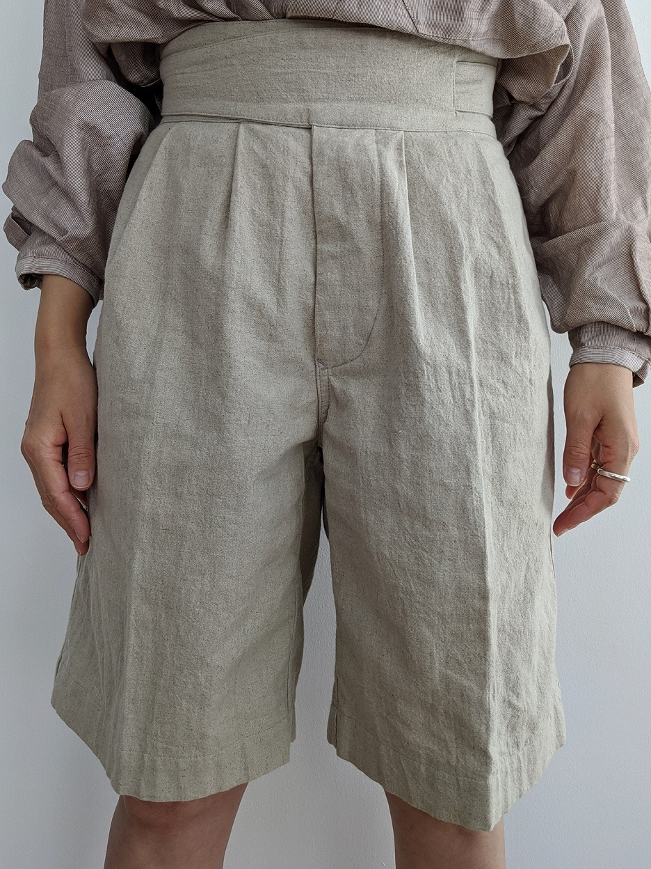 L&C Shorts - L/Beige