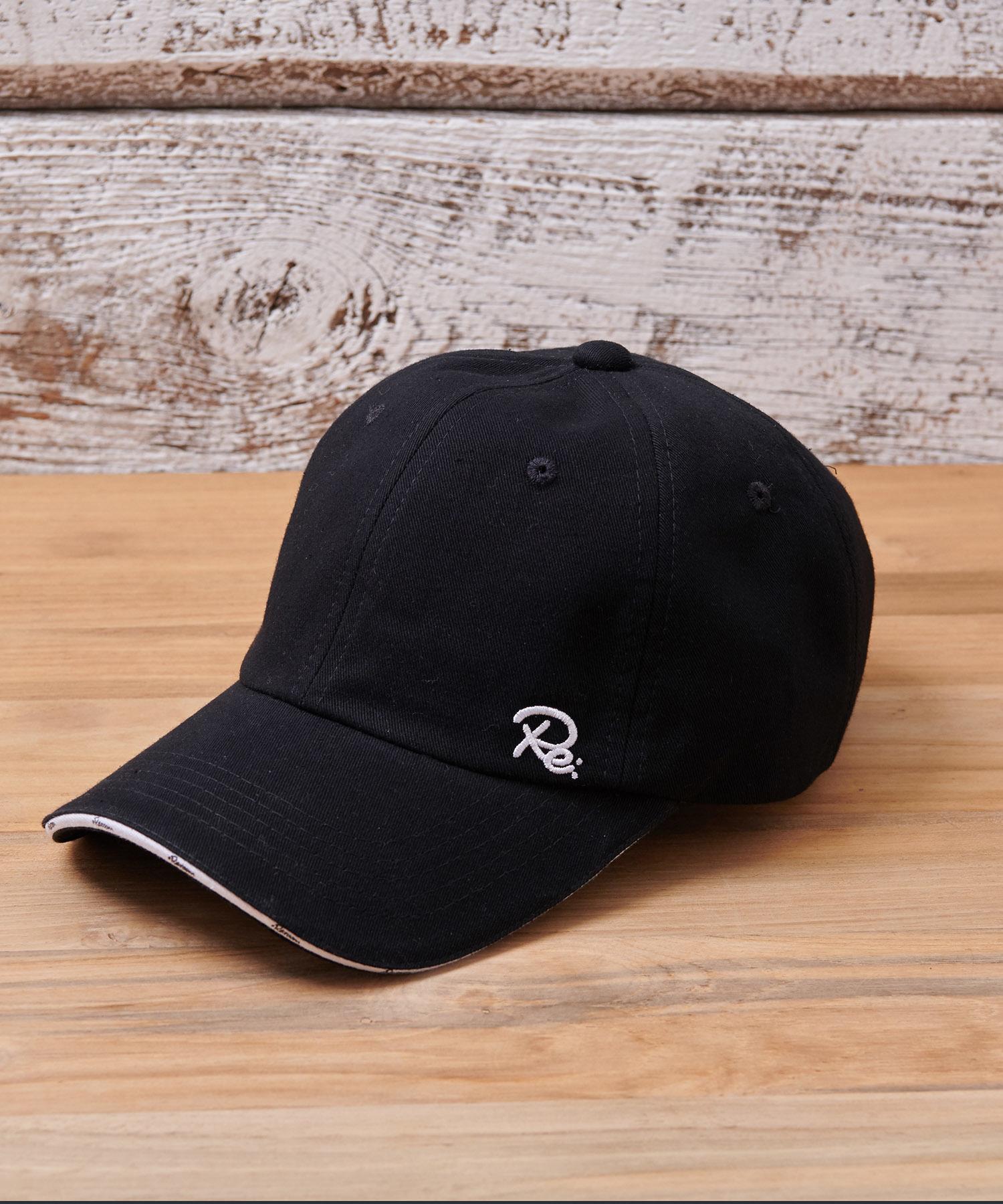 Re LOGO TWILL CAP[REH059]