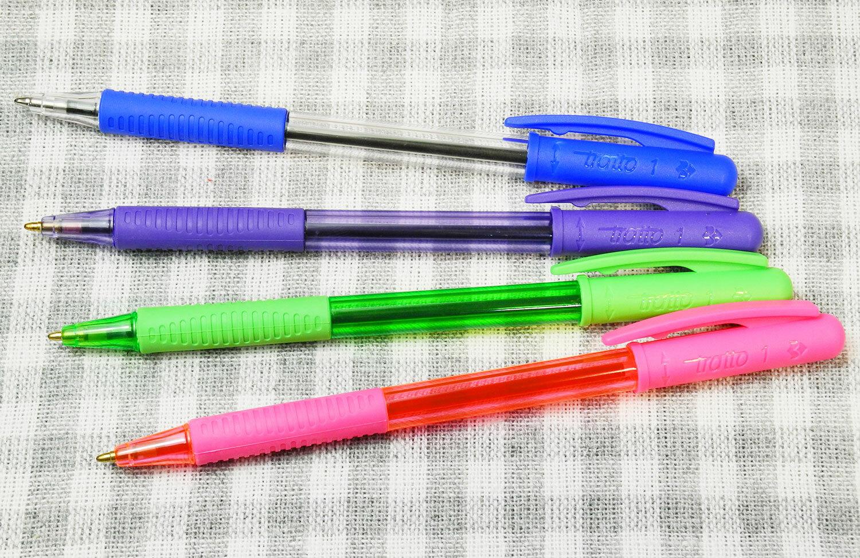 【Vintage品】 デッドストック Fila/フィラ ボールペン tratto1 grip