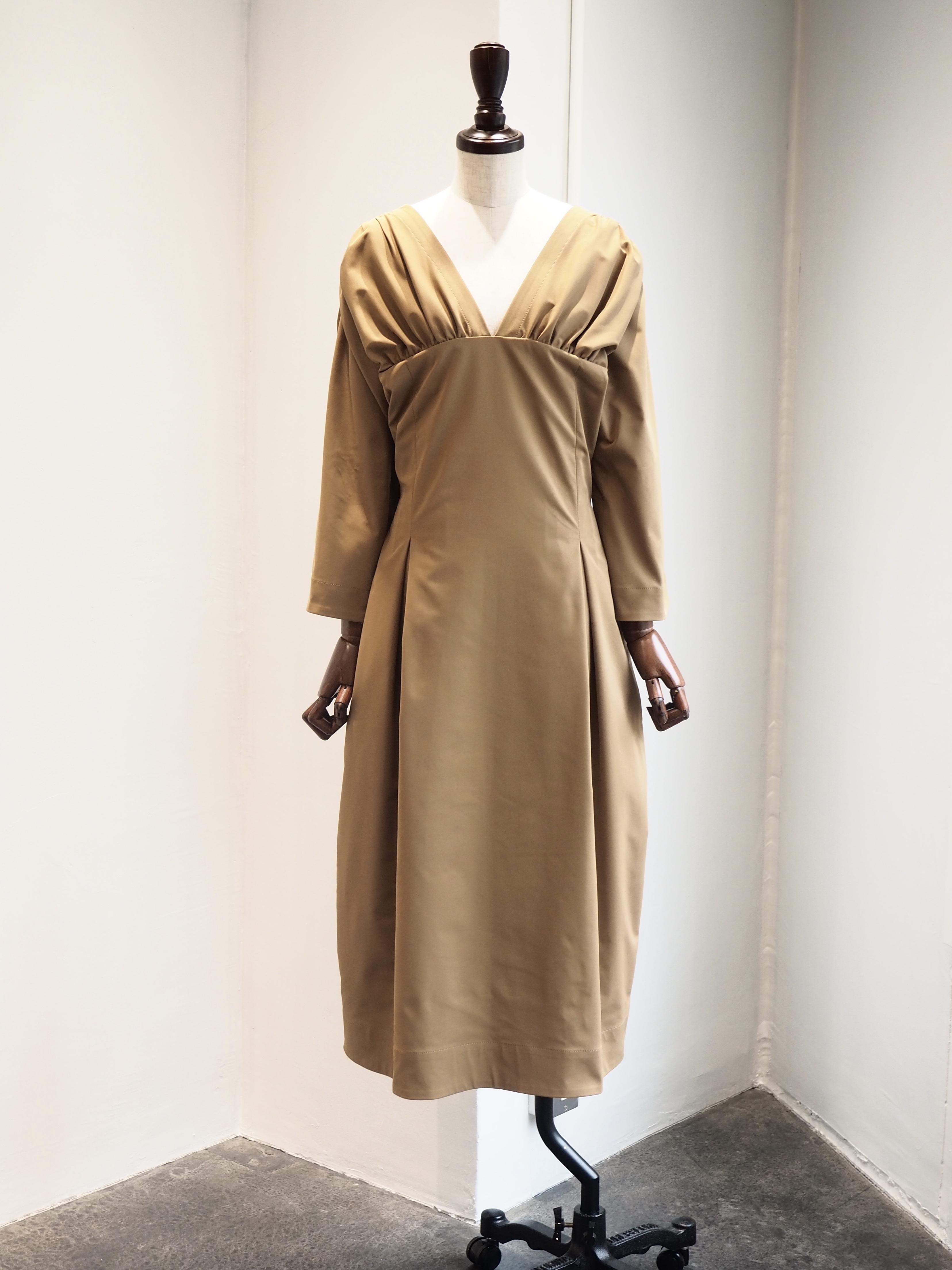 【ELIN】GATHERED CORSET DRESS