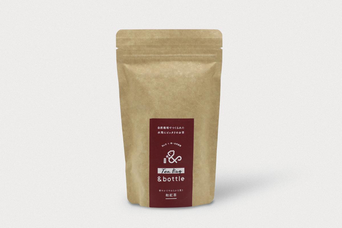 Tea bag / 和紅茶【15個入】