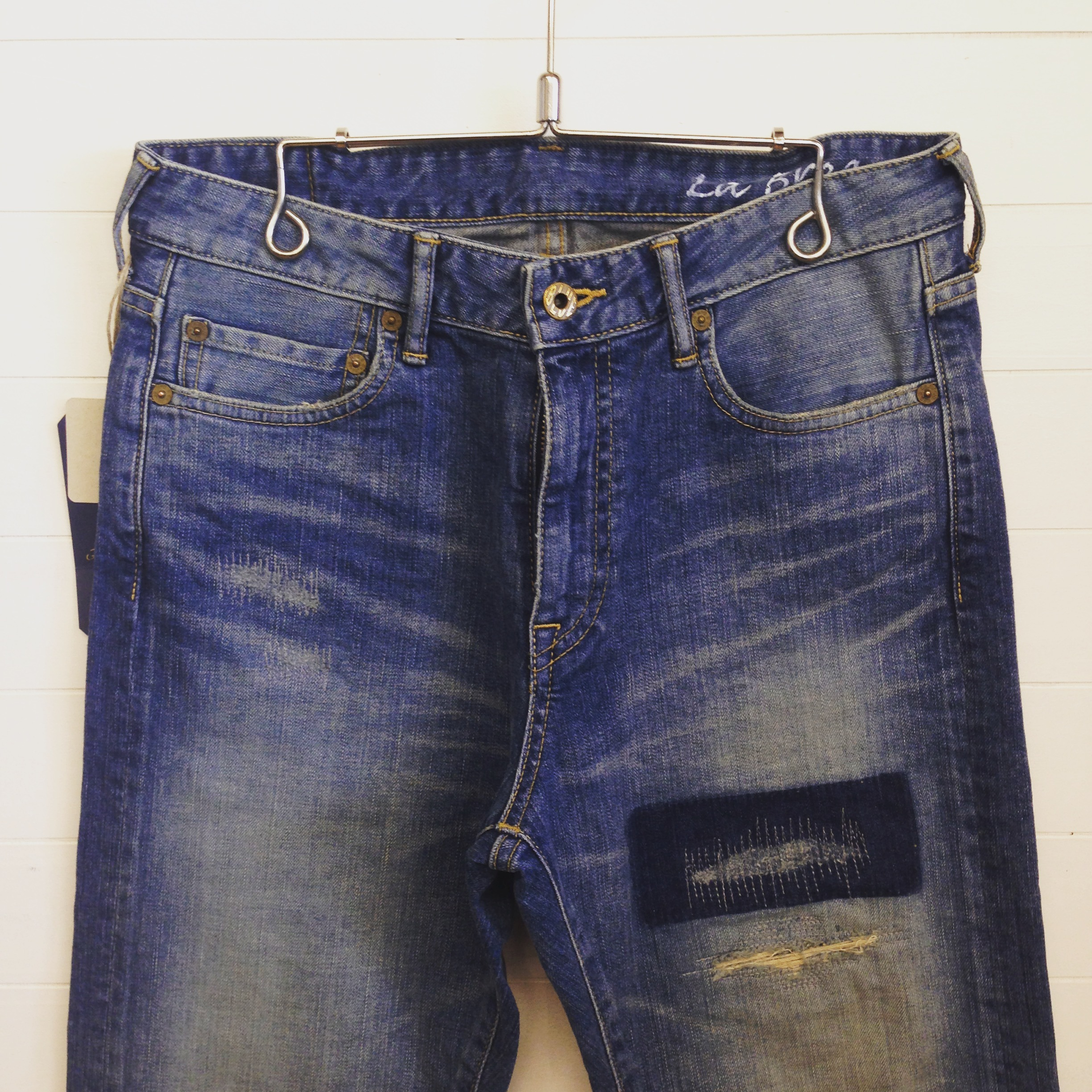 JAPAN BLUE JEANS(ジャパンブルージーンズ) 12oz CALIF DENIM LA BREA JB2301LB
