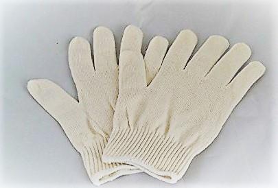 ガルシャナ手袋 シルク100%
