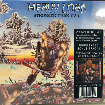 "HEAVY LOAD ""Stronger Than Evil"" (輸入盤)"