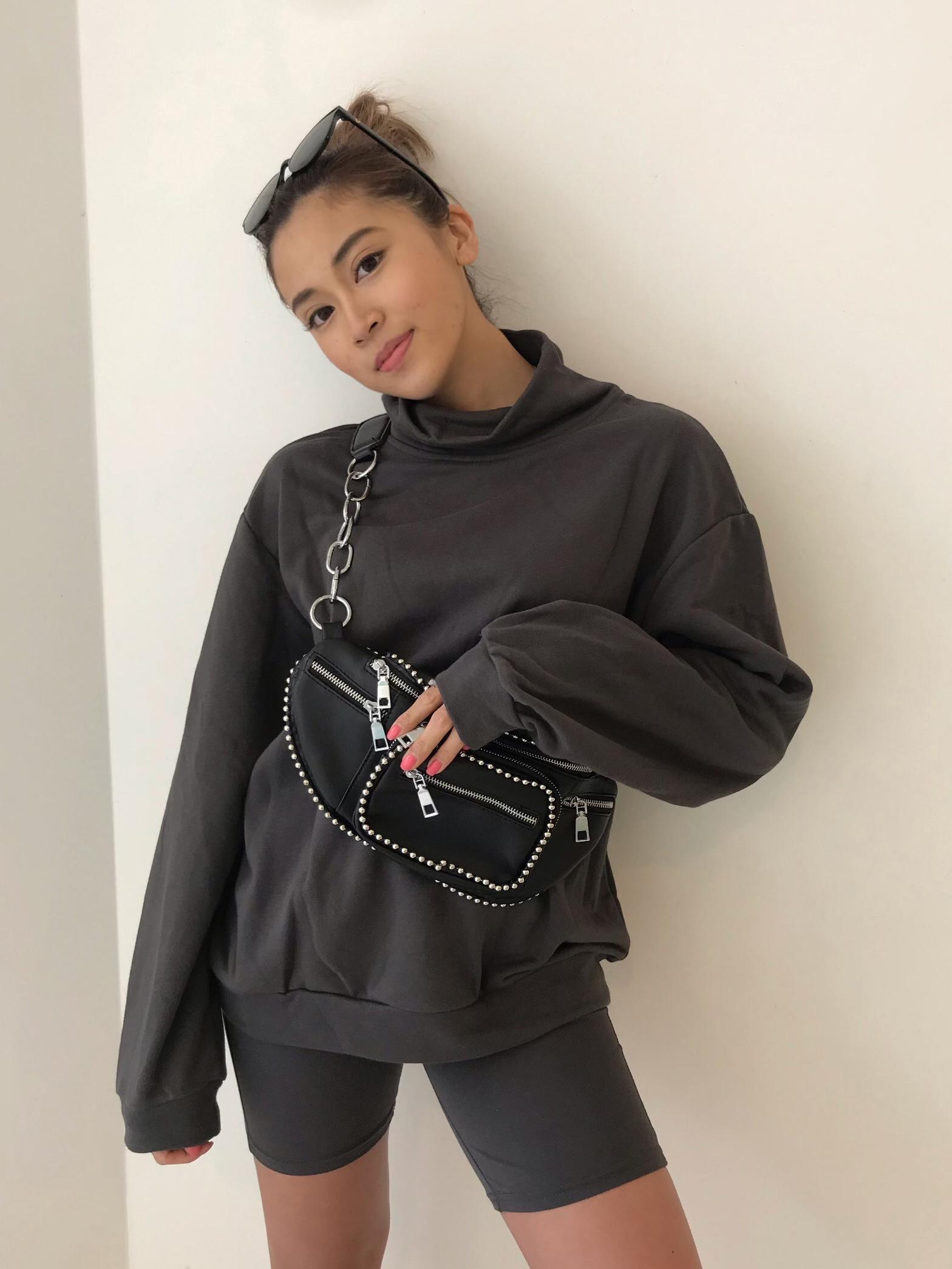 【即納】Waist chain BAG