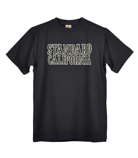 STANDARD CALIFORNIA #SD Basic Logo T
