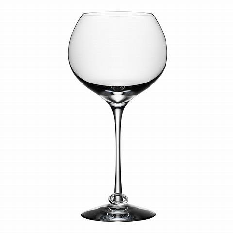 Orrefors オレフォス ワイングラス AMOR VINCIT OMNIA 2個セット (6456603)