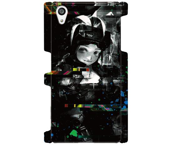 (Xperia Z5 SO-01H/SOV32/501SO)STRAIGHT