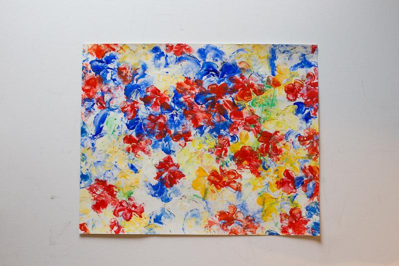 Flower (額入り特別作品)