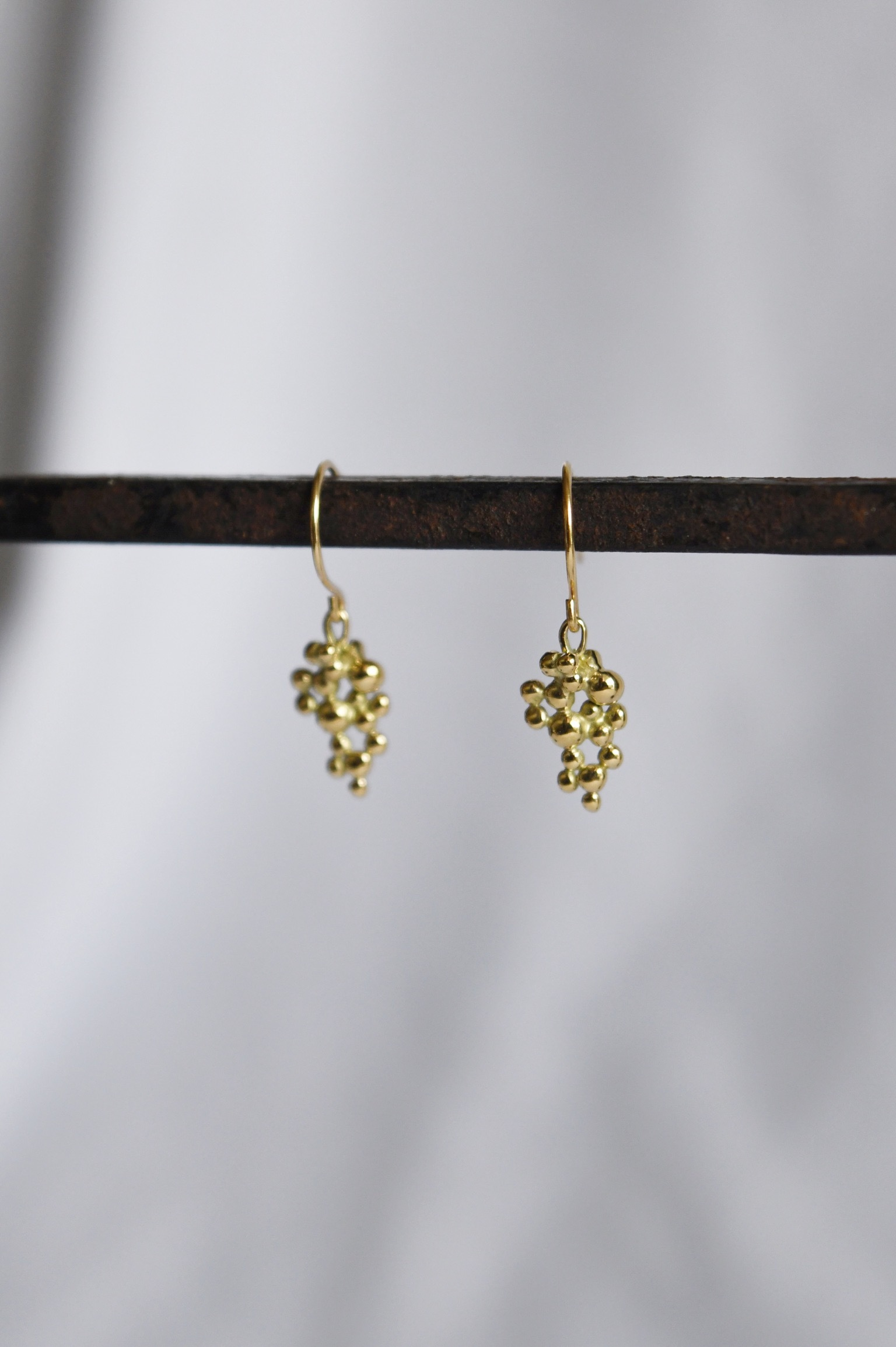 K18 Globes Earrings 18金グローブズピアス/イヤリング
