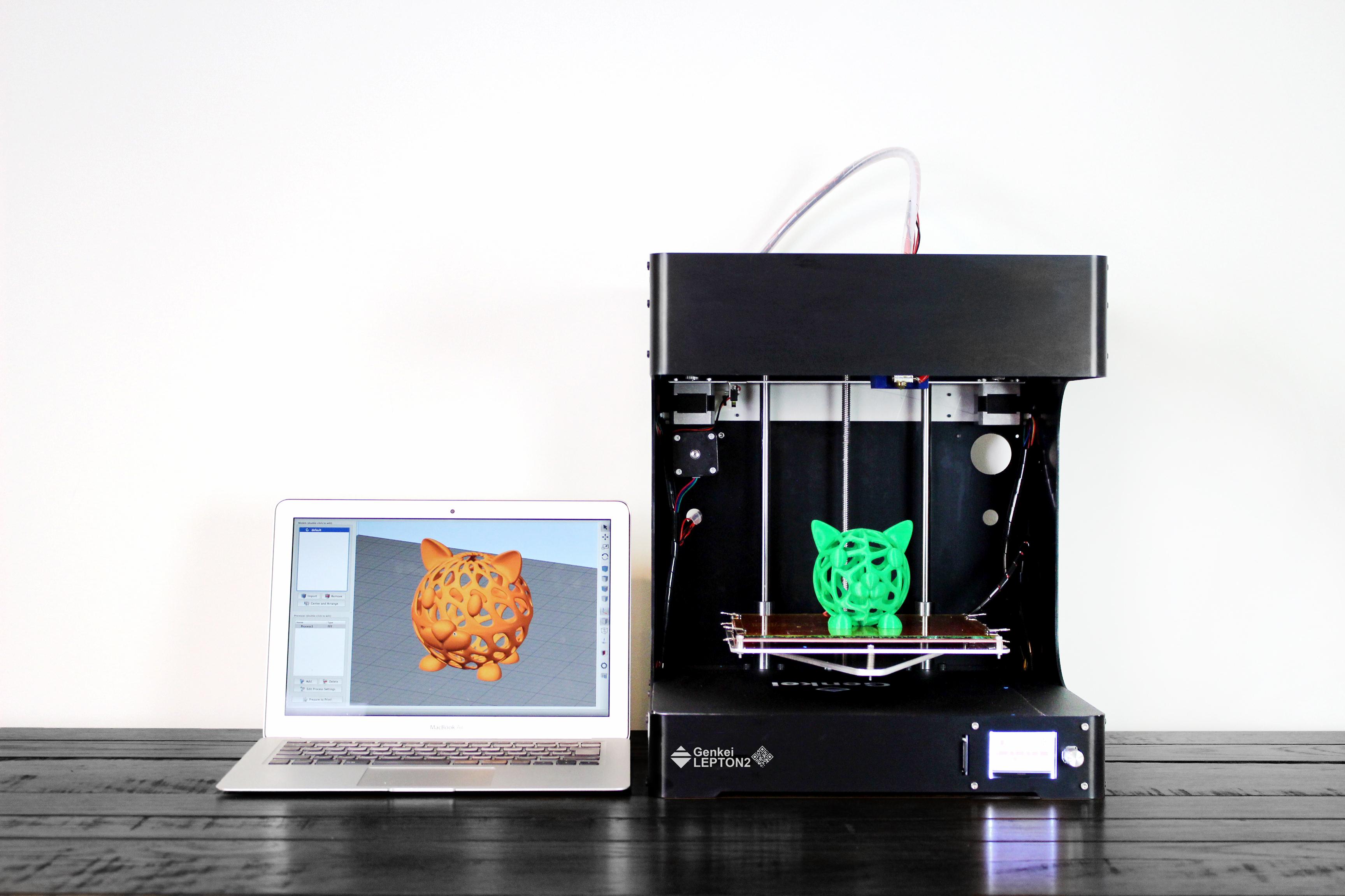 3Dプリンター導入+Fusion360講習 - 画像2