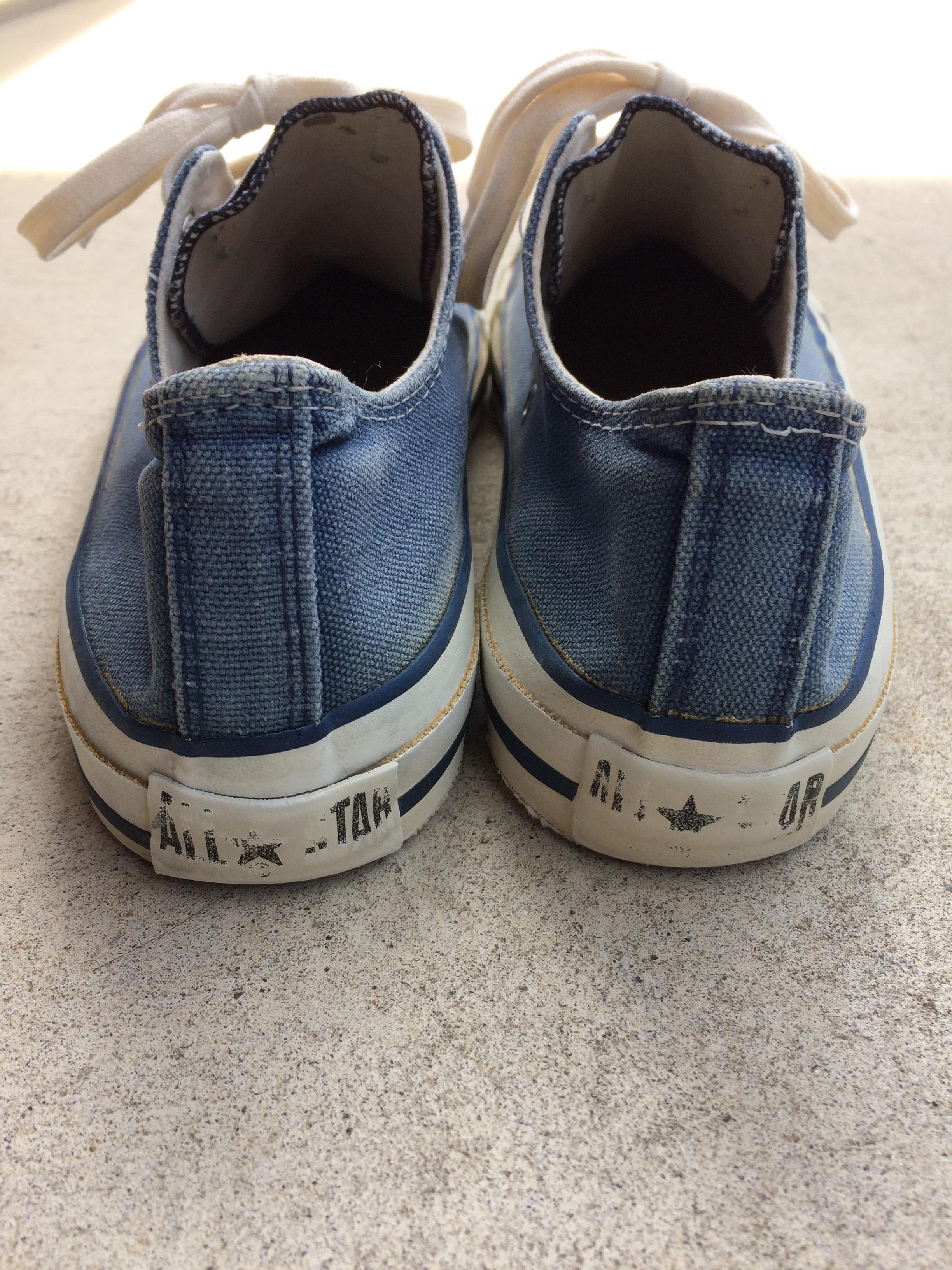 90s Converse Made in U.S.A. 8 1/2