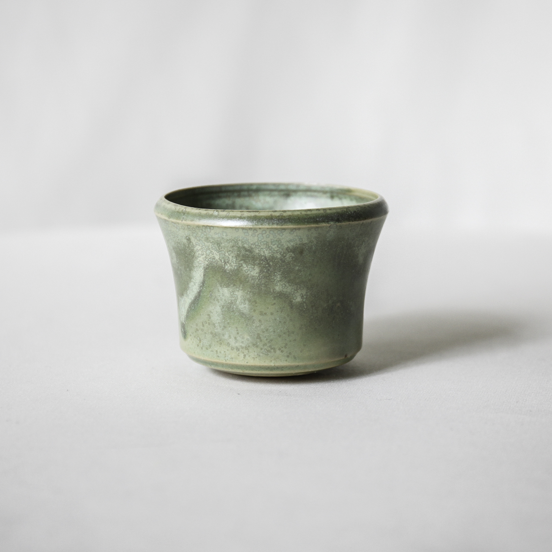 Cylinder Pot(Nostalgia Green※窯変) XS