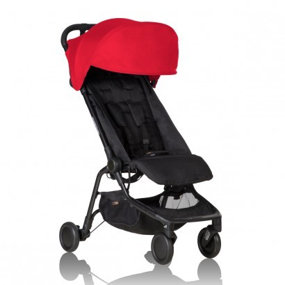 mountain buggy nano travel stroller Ruby マウンテンバギー ナノ