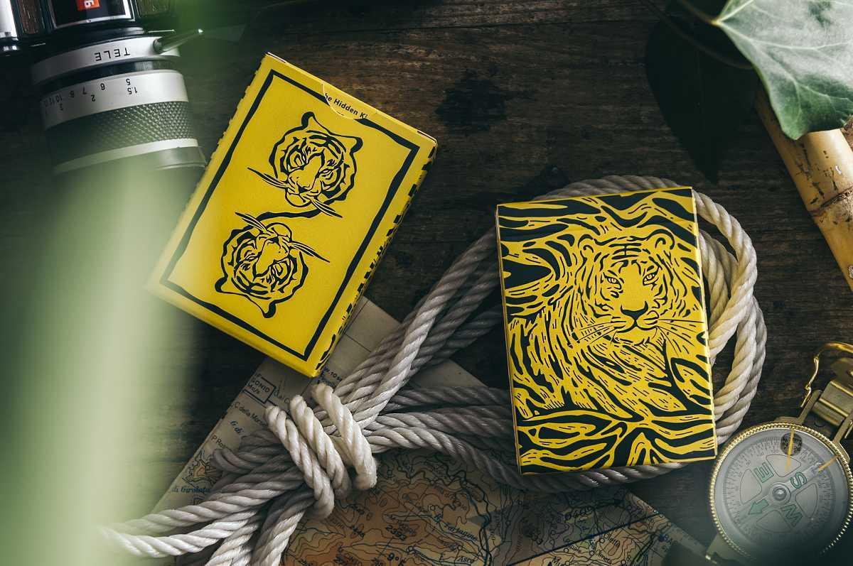 The Hidden King - Yellow