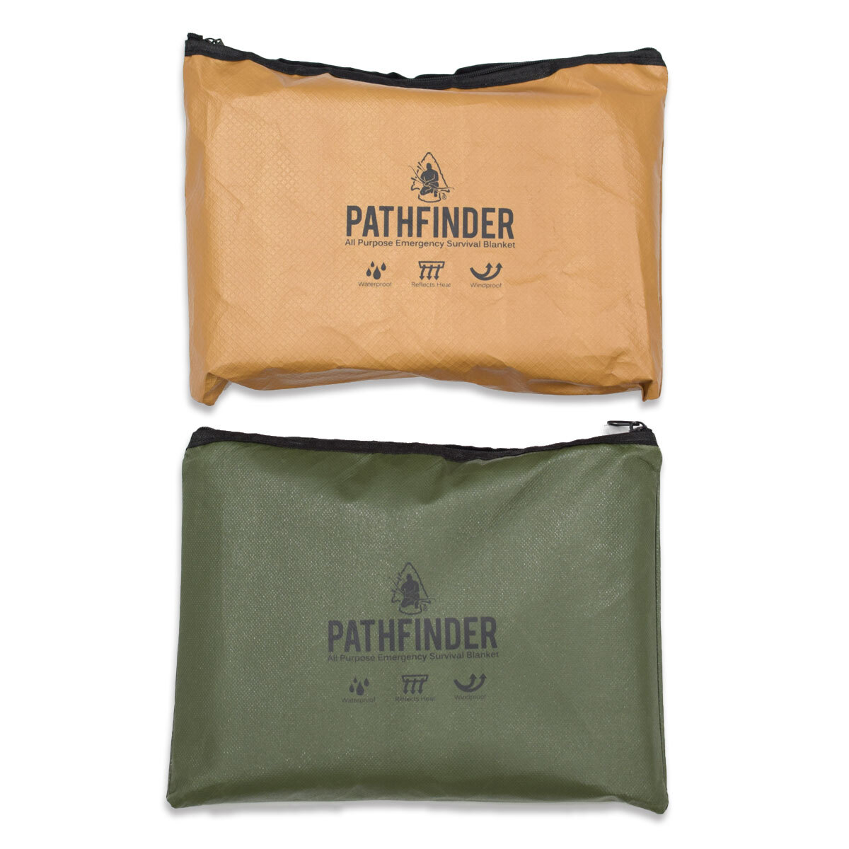 PATHFINDER Survival Blanket パスファインダー サバイバル ブランケット