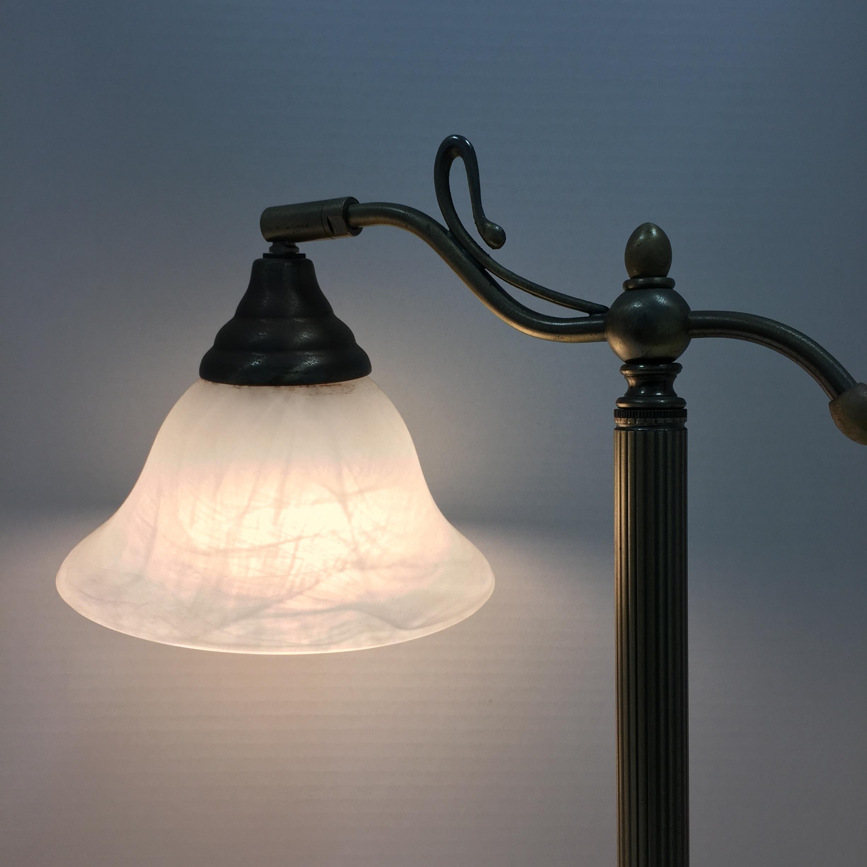 品番0552 真鍮製 デスクランプ 卓上照明 テーブルライト USA ヴィンテージ 011