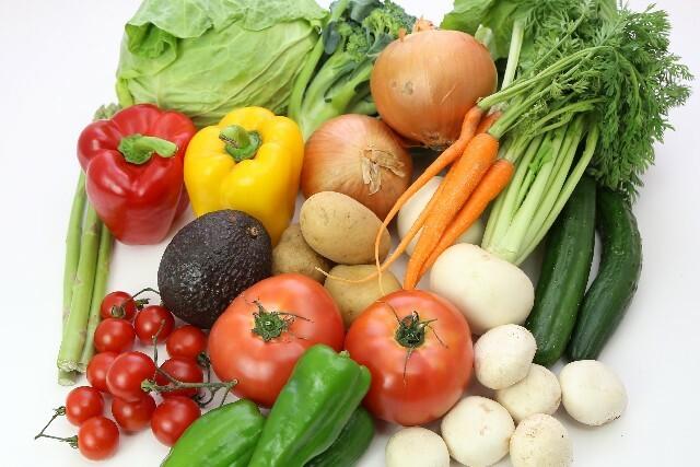 【Lサイズ】旬のオーガニック野菜セット