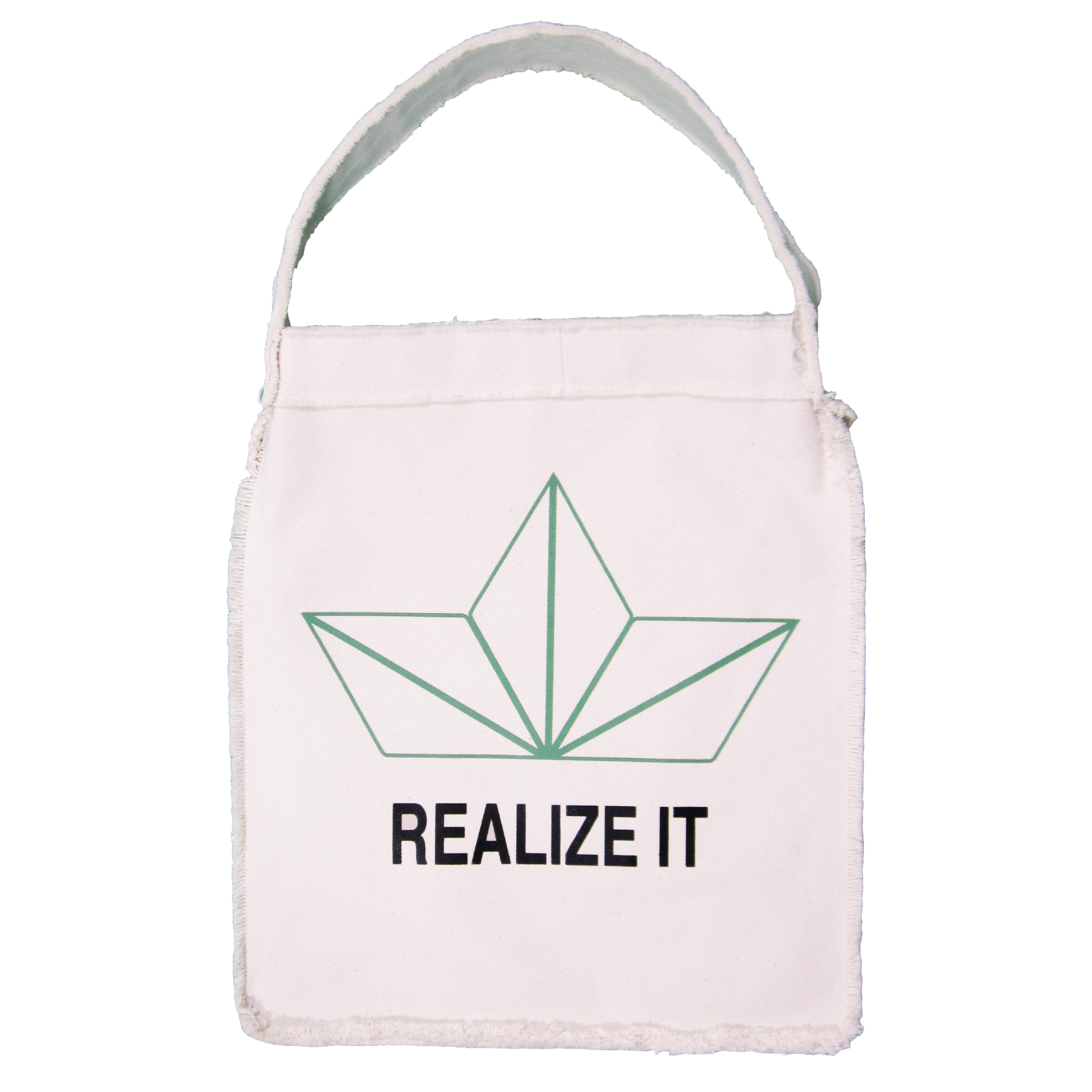 REALIZE IT Tote Bag - 画像1