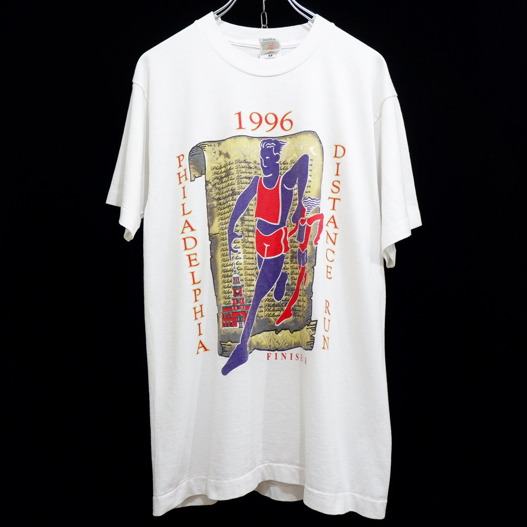 """アメリカ古着 1996s vintage """"Distance Run"""" Tシャツ"""