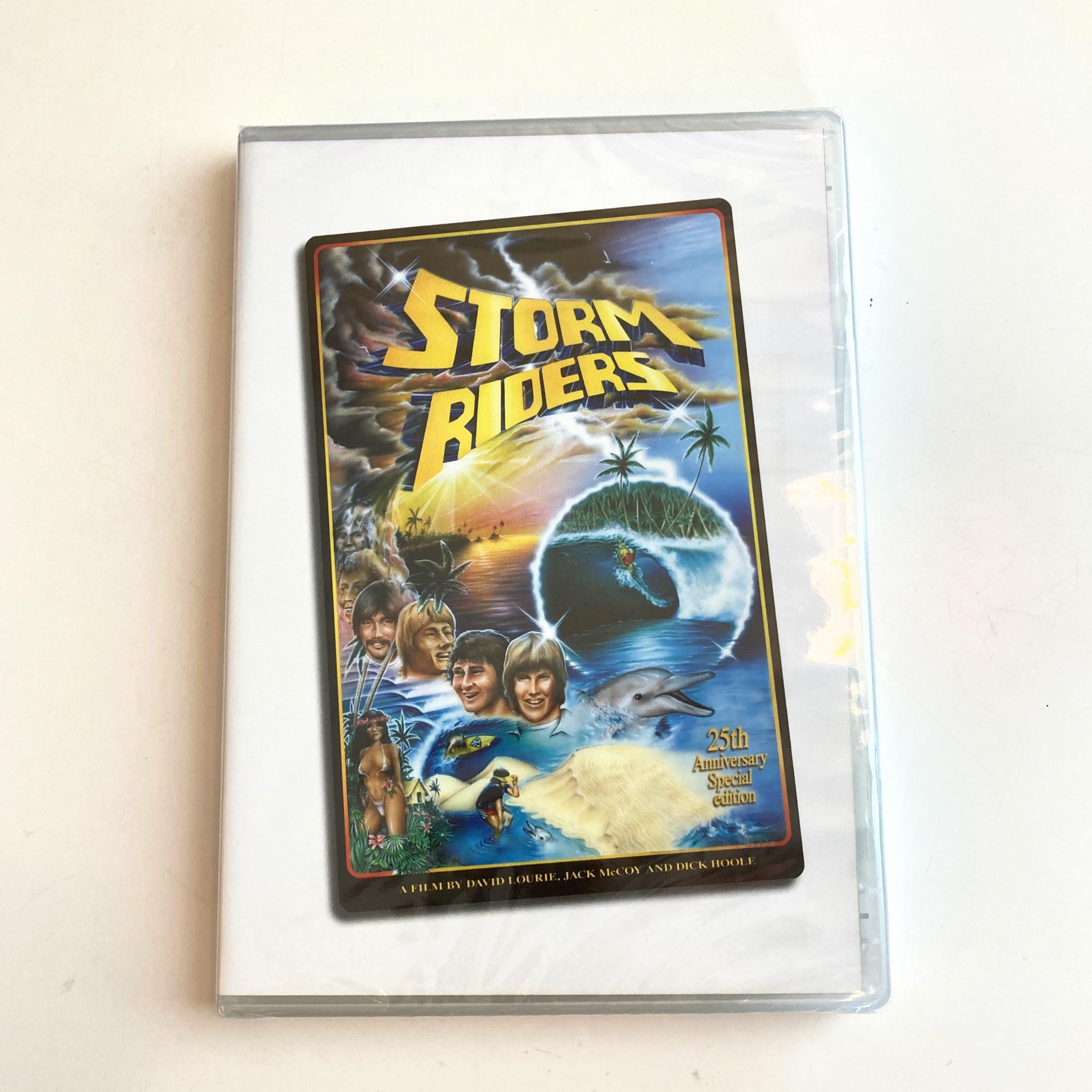 【STORM RIDERS】ストームライダース DVD サーフィン CLASSIC SURF DVD