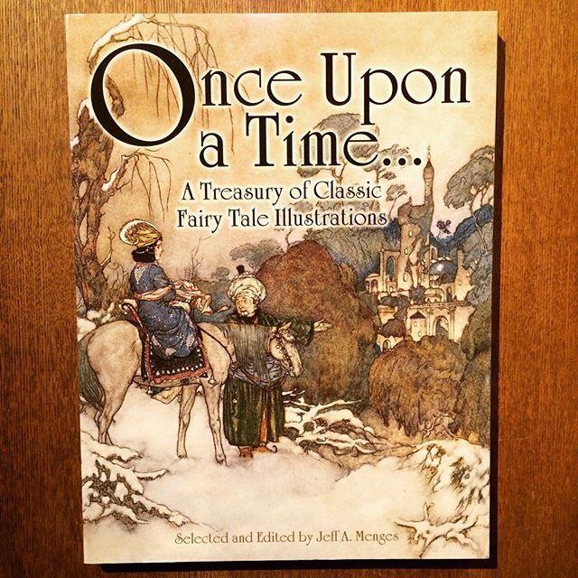 イラスト集「Once Upon a Time . . . A Treasury of Classic Fairy Tale Illustrations」 - 画像1