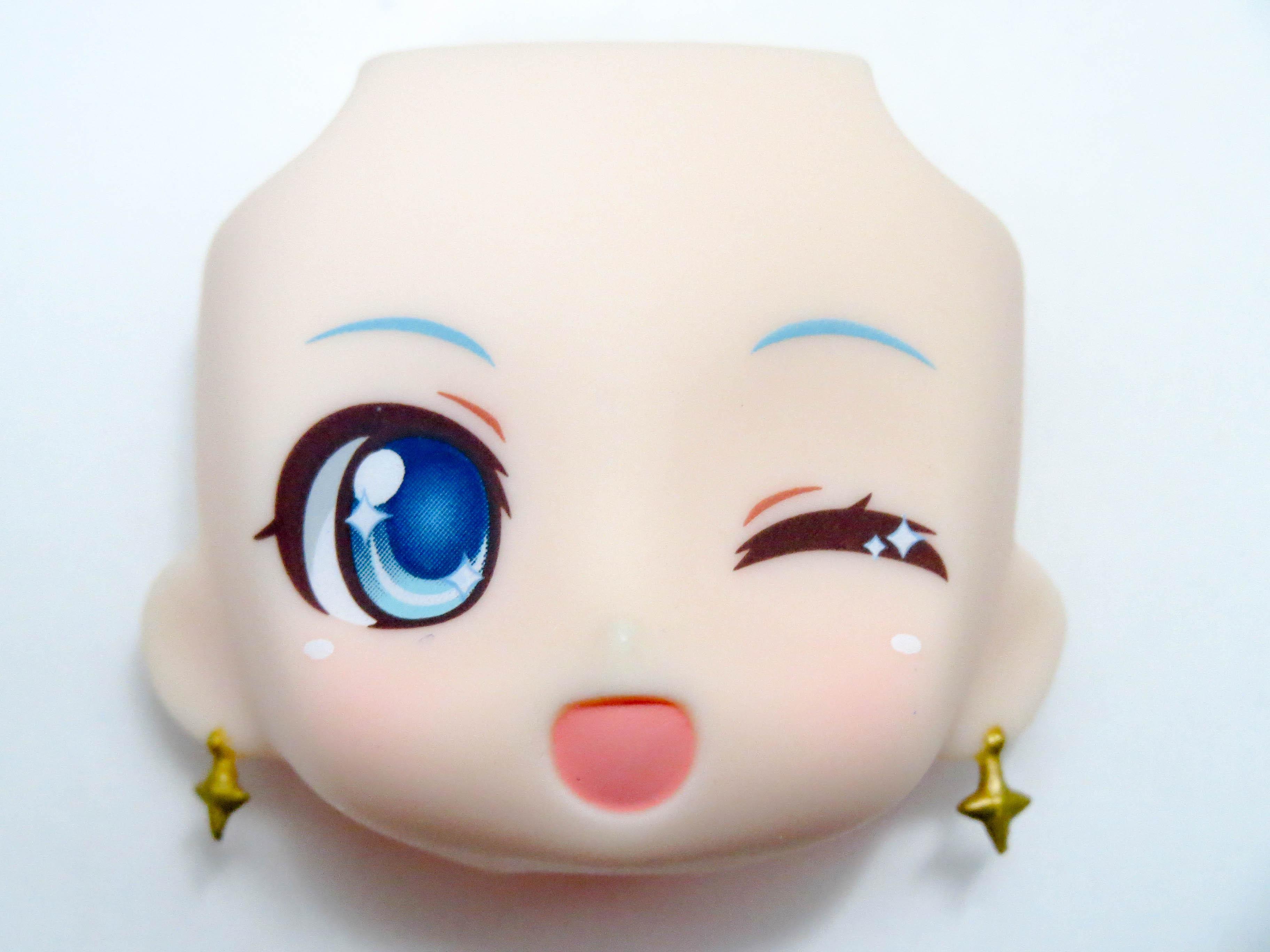 【701】 雪ミク Twinkle Snow Ver. 顔パーツ ウインク顔 (A-ランク) ねんどろいど