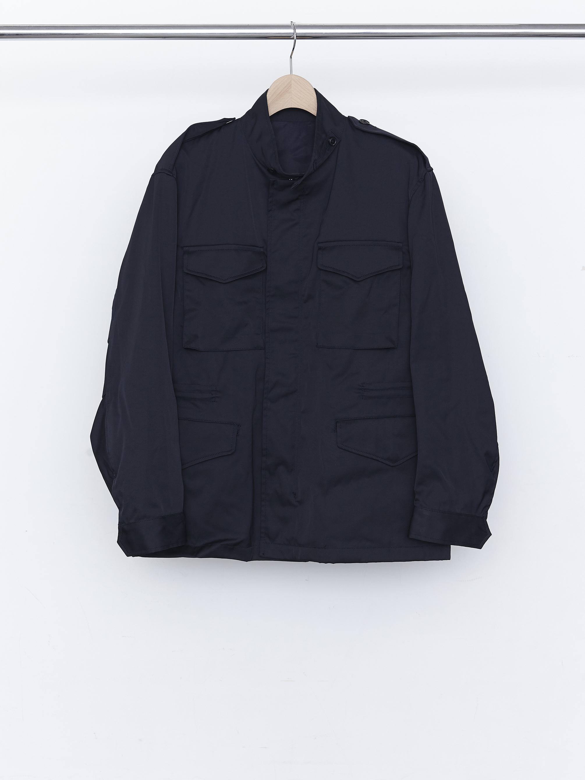 Military Jacket - Navy