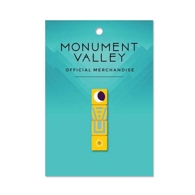 【Monument Valley(モニュメント・バレー) 】トーテム・ピンズ - 画像2