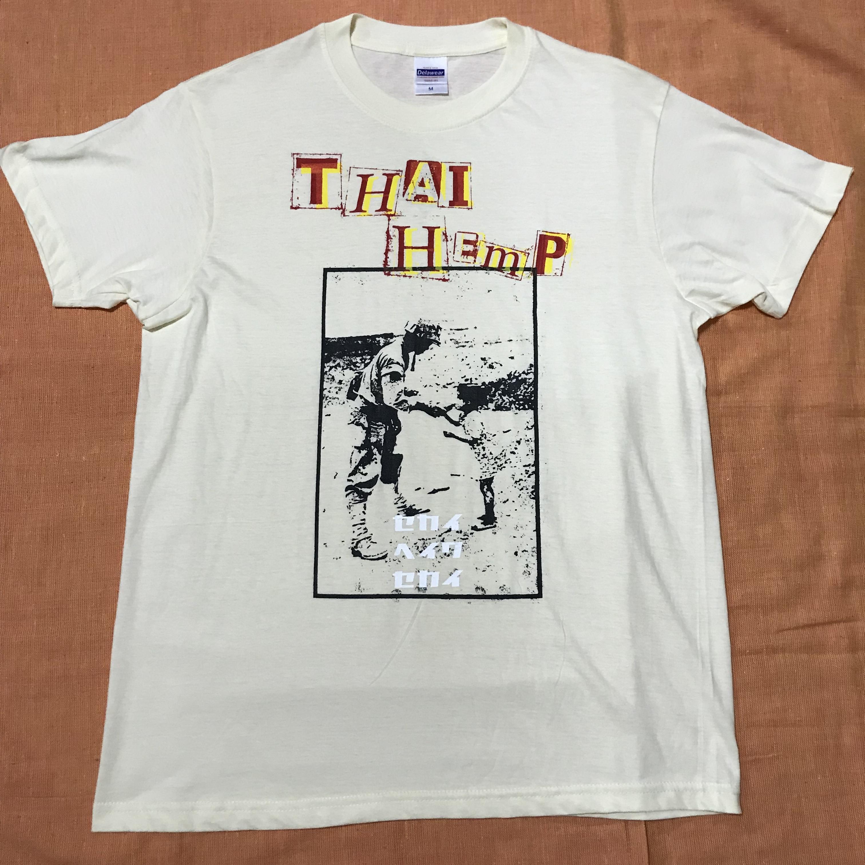 タイヘンプTシャツ