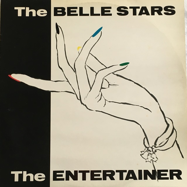 【12inch・英盤】The Belle Stars / The Entertainer (Extended Version)