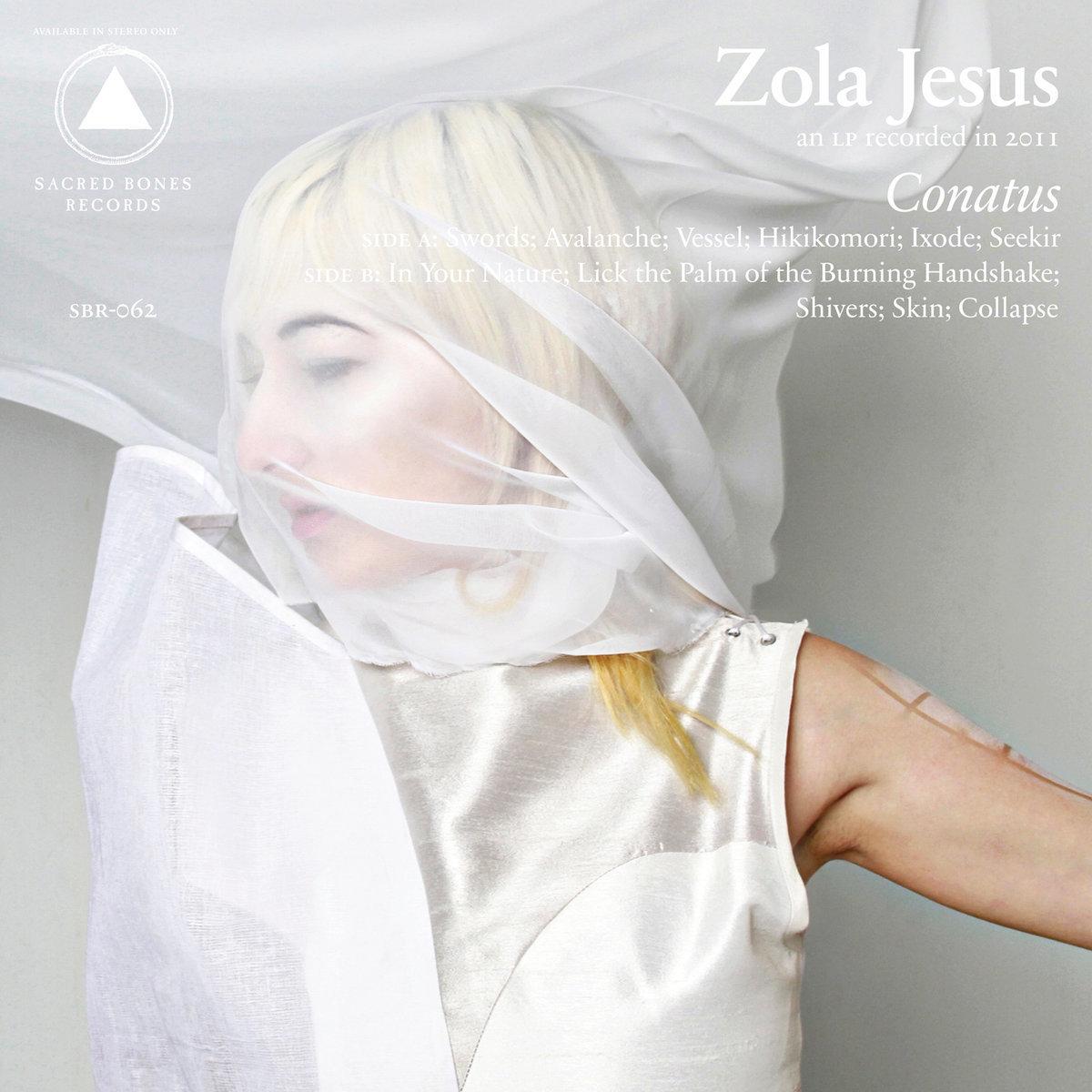 Zola Jesus / Conatus(Ltd LP)