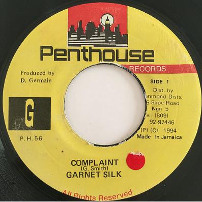Garnett Silk (ガーネットシルク) - Complaint【7'】