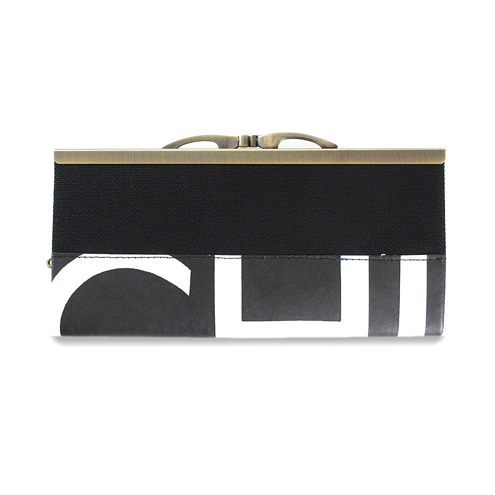 Frame Purse Long Wallet / GWB-0025