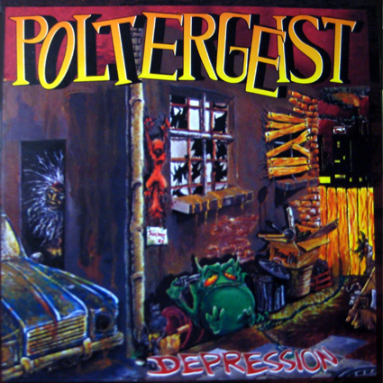 """POLTERGEIST """"Depression"""" (輸入盤)"""