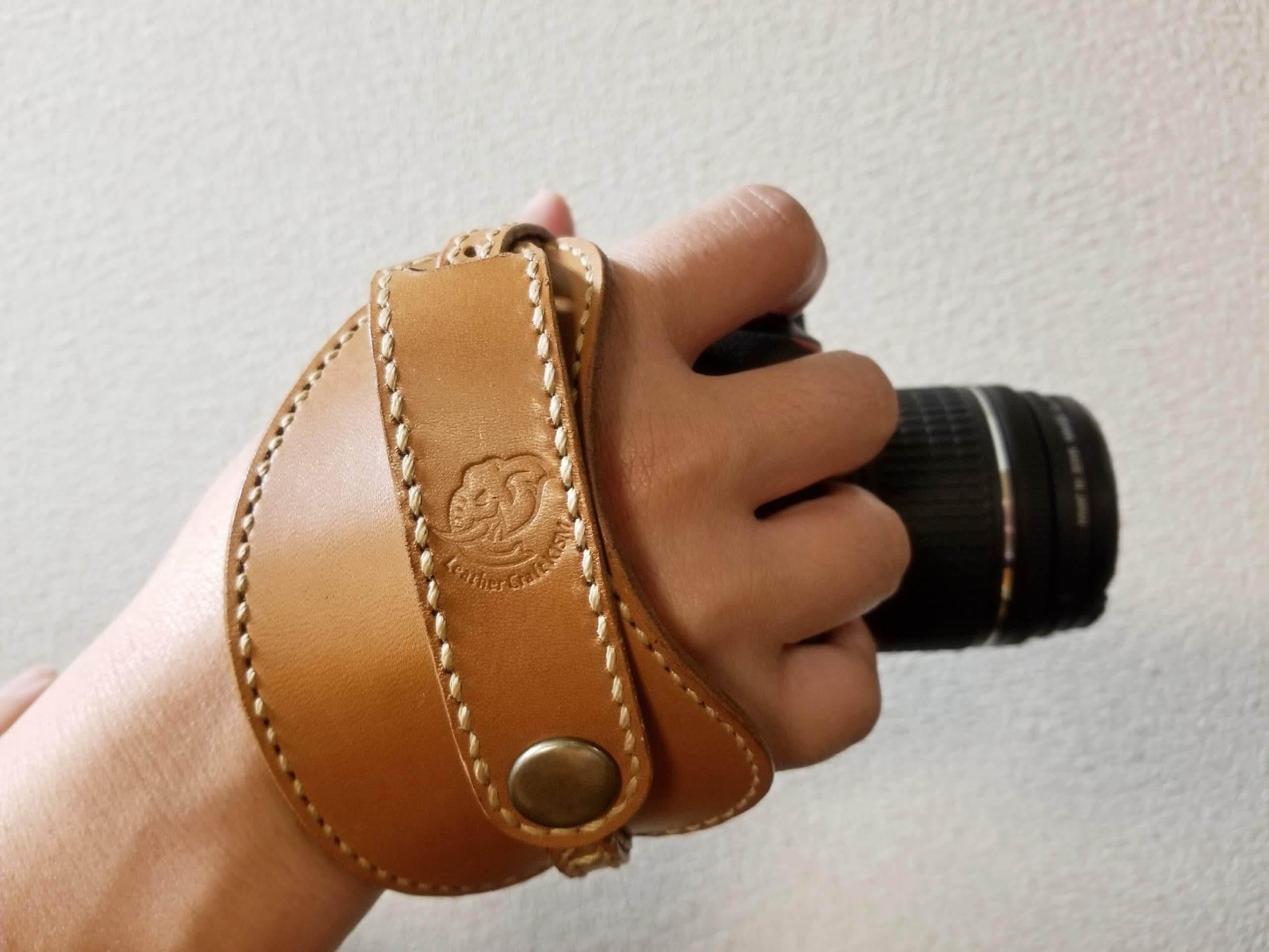カメラハンドストラップ