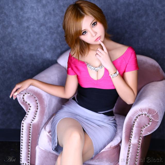 make cat original catalog 人気再入荷 (Sサイズ)  ミニドレス ¥21,384- (税込) キャバドレス パーティー ドレス Andy GMS-V316