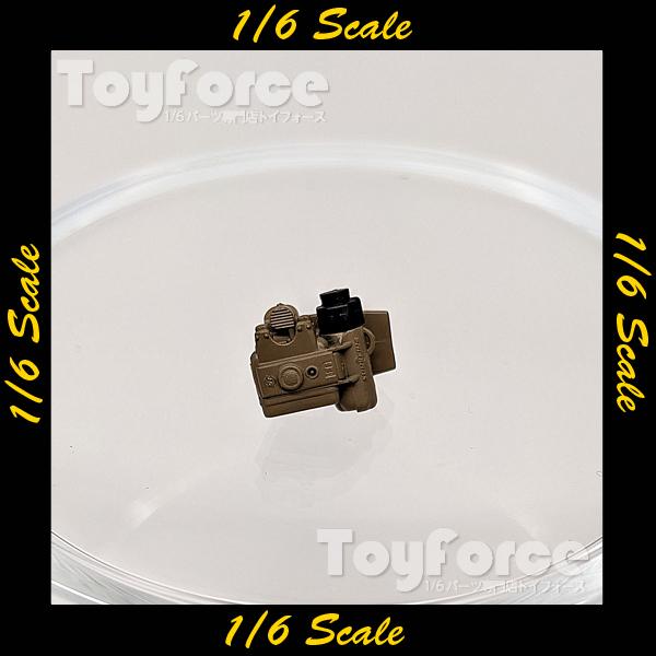 【05669】 1/6 ヘルメットライト 1st SFOD-D DamToys